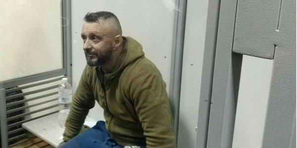 Андрей Антоненко вышел из заключения под домашний арест