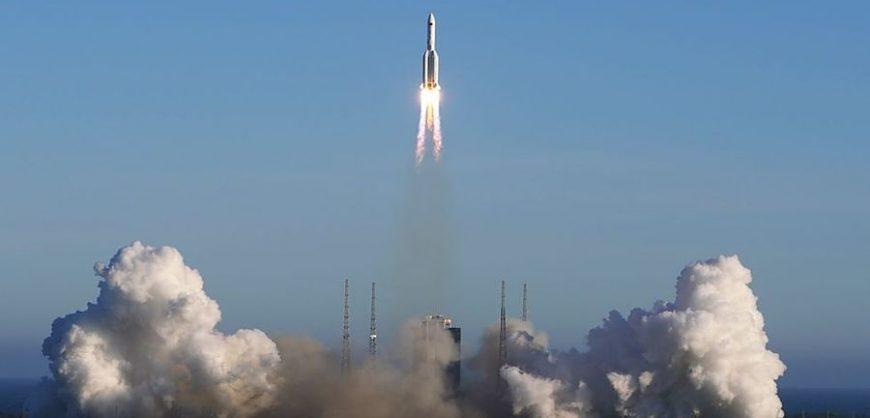 Вышедшая из-под контроля китайская ракета может упасть на Землю 8-9 мая