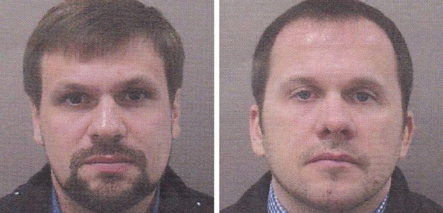 Журналист Bellingcat заявил, что Петров и Боширов получили повышение и сейчас работают на Кремль