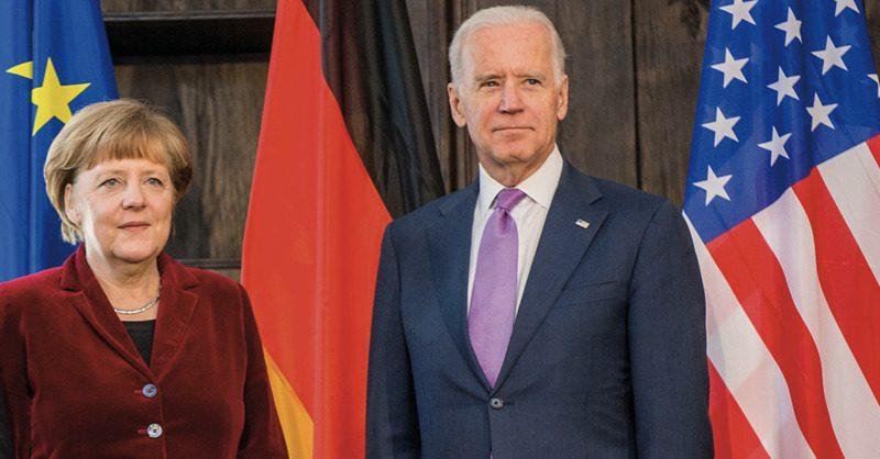 Меркель назвала США главным союзником Европы, участвующим в соперничестве с РФ и Китаем