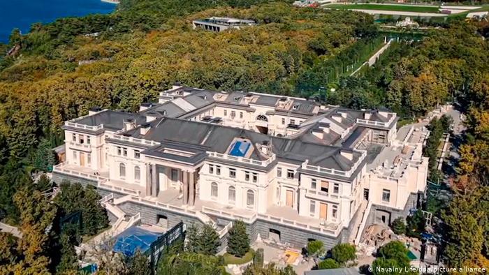ВВС нашло новые документы о «дворце Путина». В Кремле это назвали «ерундой»