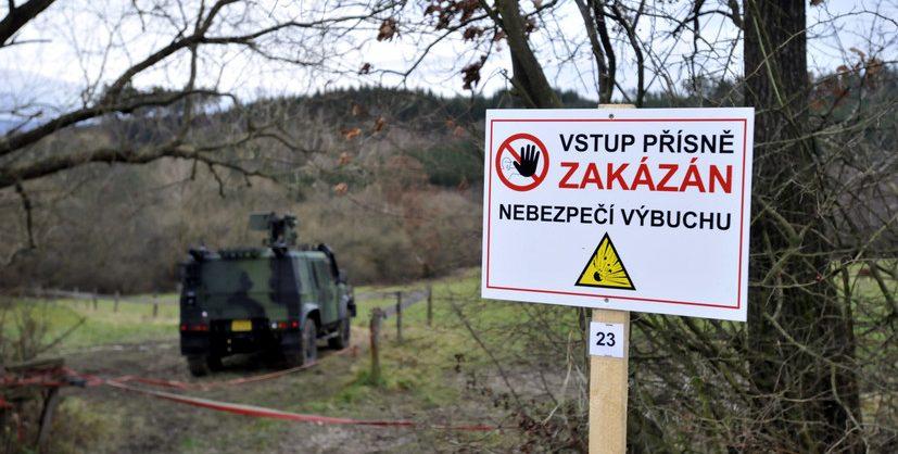 Власти Чехии согласовали единственную версию взрывов во Врбетице — о причастности российских спецслужб