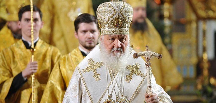 Патриарх Кирилл предостерег «всяких начальников больших и малых» от превращения власти в тиранию