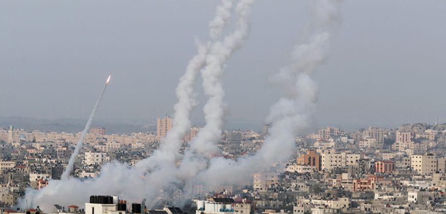 Израиль заявил о десятичасовом обстреле своей территории палестинскими радикалами из сектора Газа