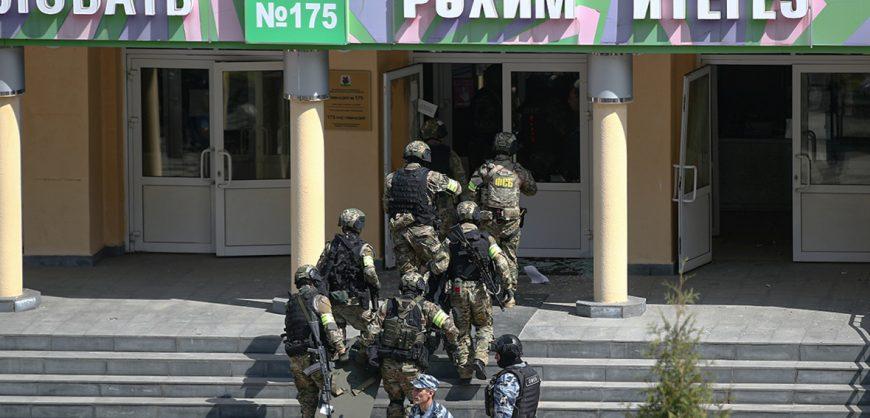 Стрельба в школе в Казани: погибли несколько учеников и учительница