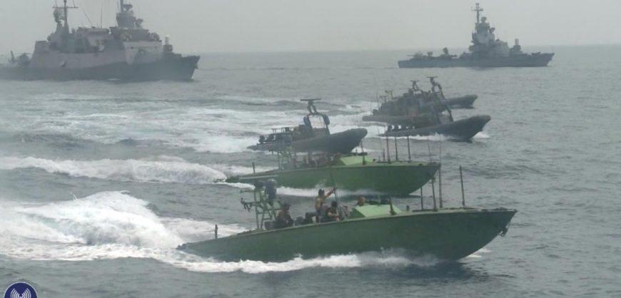 Армия обороны Израиля нанесла удары по подводной лодке ХАМАС
