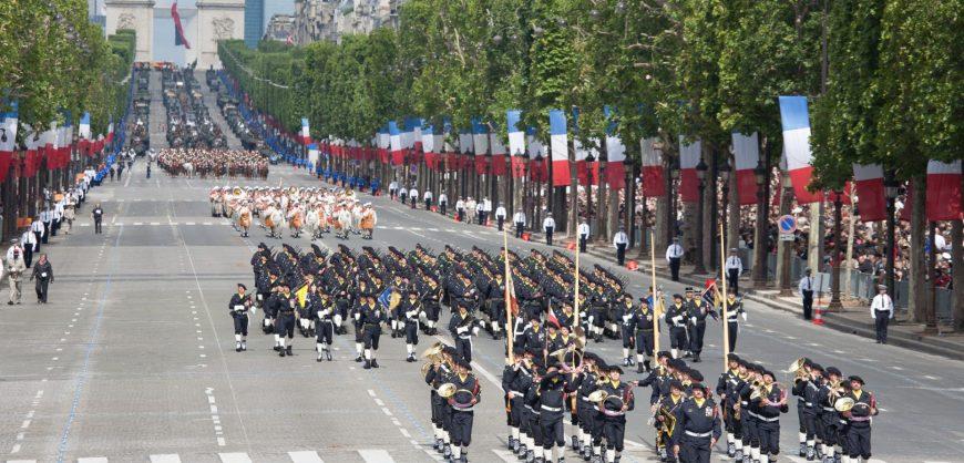 В Европе и США отмечают День памяти и примирения, посвященный окончанию Второй мировой войны