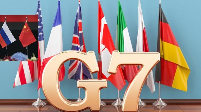 Министры «Большой семерки» обсудили противодействие России и Китаю