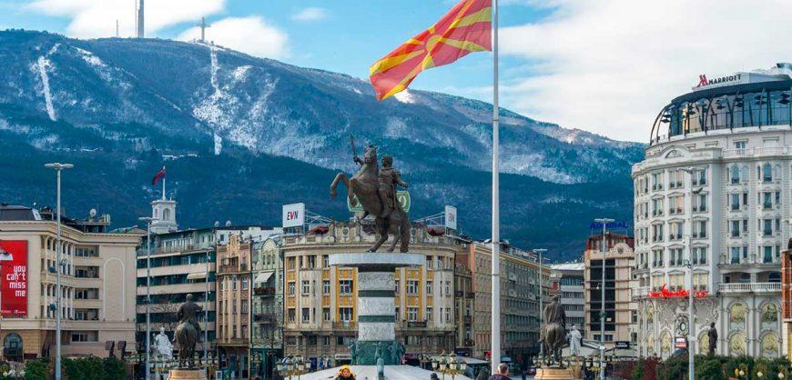 Северная Македония высылает из страны российского дипломата