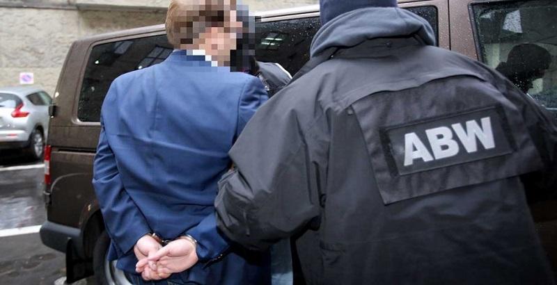 В Польше задержан подозреваемый в шпионаже в пользу России