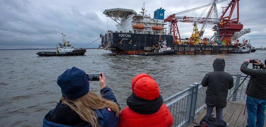 Немецкие экологи подали новый иск против строительства «Северного потока — 2»