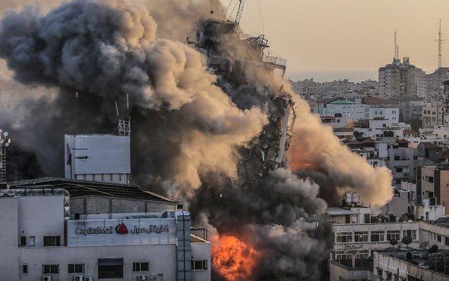 ХАМАС выпустила ракету по порту израильского Ашдода