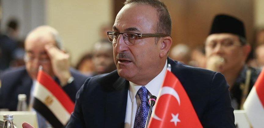 Турция призвала создать механизм международной защиты палестинцев