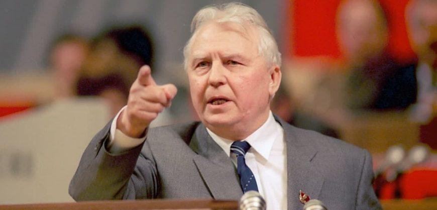 Умер Егор Лигачёв, «второй человек перестройки»