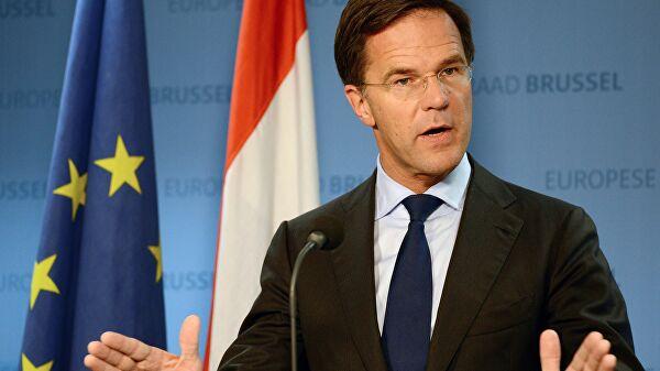 Премьер Нидерландов отказался от участия в саммите с Путиным