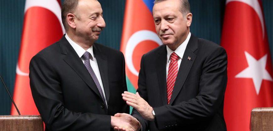 Эрдоган: Турция может создать свою военную базу на территории Азербайджана