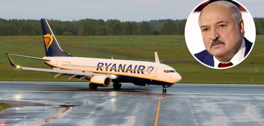 Евросоюз согласовал санкции за Ryanair против семи секторов экономики Белоруссии