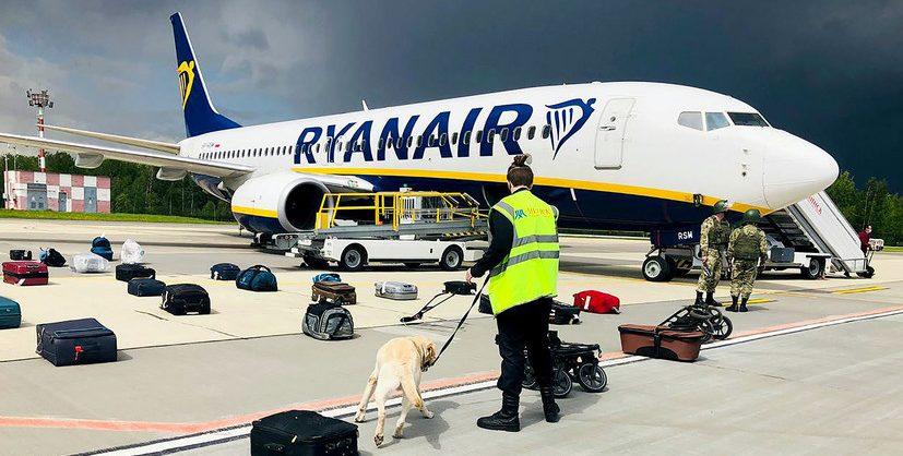 Украина опровергла слова Лукашенко об отказе Киева принимать самолет Ryanair