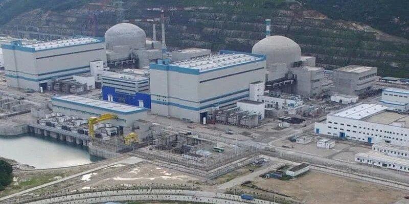 Китай признал повышение уровня радиации на АЭС «Тайшань»