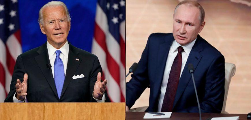 NBC: Байден планирует дать Путину «жесткий сигнал» на встрече в Женеве