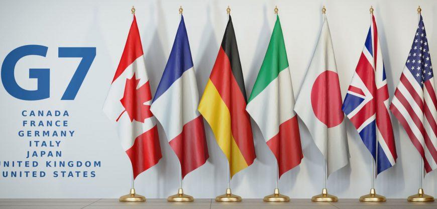 Страны G7 договорились о глобальном проекте противодействия Китаю