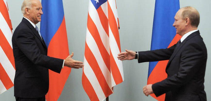 Байден и Путин договорились о возвращении послов