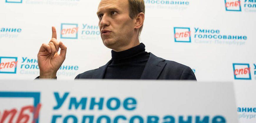 Роскомнадзор потребовал от Google закрыть сайт проекта «Умное голосование» Алексея Навального
