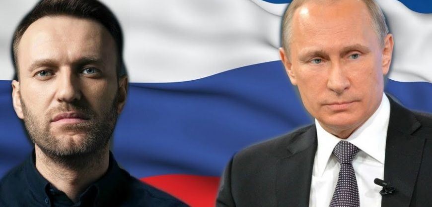 Путин заявил, что Навальный «сознательно шел на то, чтобы быть задержанным»