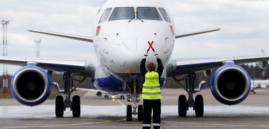 Еще семь европейских стран закрыли небо для белорусских самолетов из-за инцидента с Ryanair