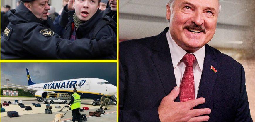 Представители ЕС согласовали новые санкции против Белоруссии из-за посадки Ryanair