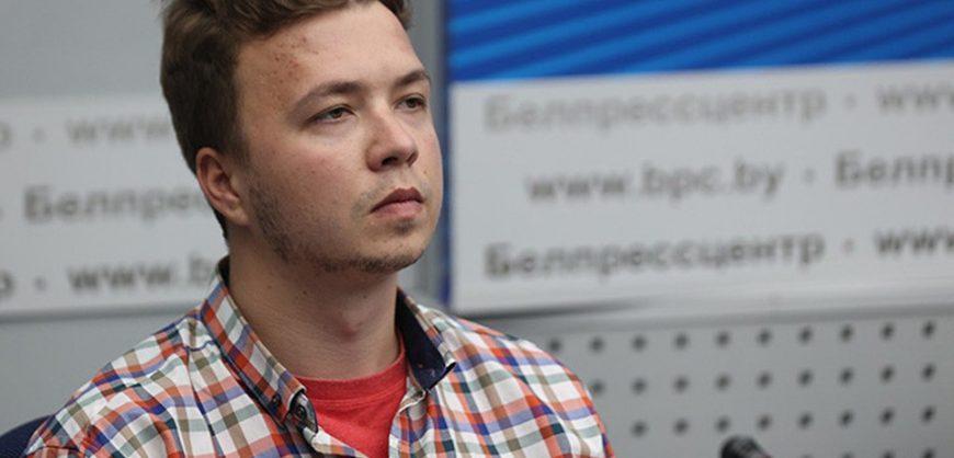 Брифинг в Белоруссии: Протасевич заявил, что его «никто не бил», белорусские власти — «никакого перехвата и разворота не было»