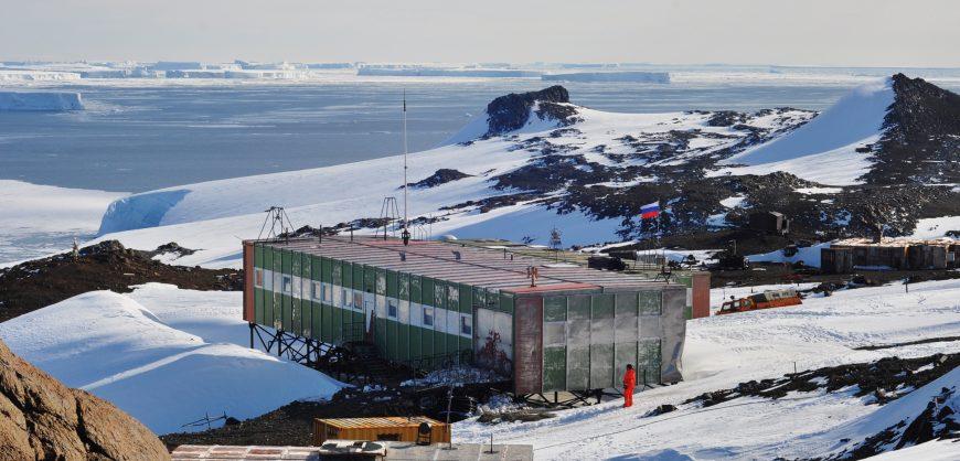 Япония выдвинула России территориальные претензии на Западную Антарктиду