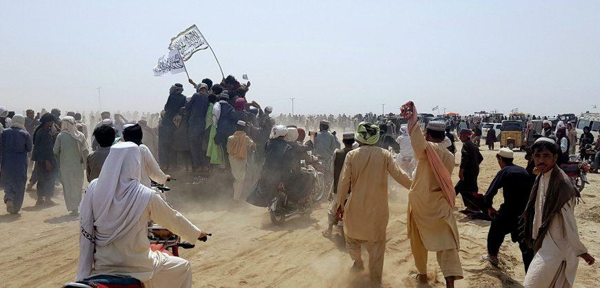 «Талибан» заявил, что контролирует около 90% границ Афганистана