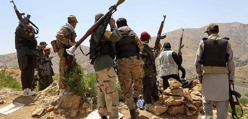 Талибы потребовали отставки правительства и президента Афганистана в обмен на прекращение огня
