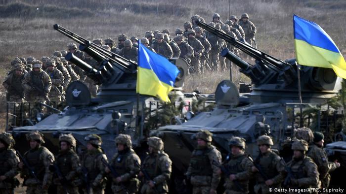 На Украине опубликован закон об основах национального сопротивления
