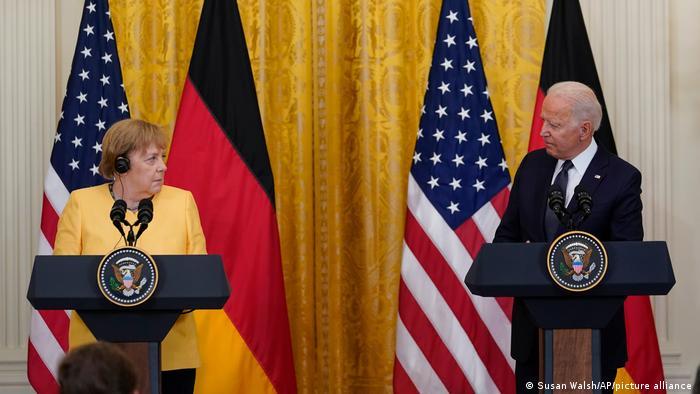 США и Германия достигли соглашения по гарантиям Украине после запуска «Северного потока-2»