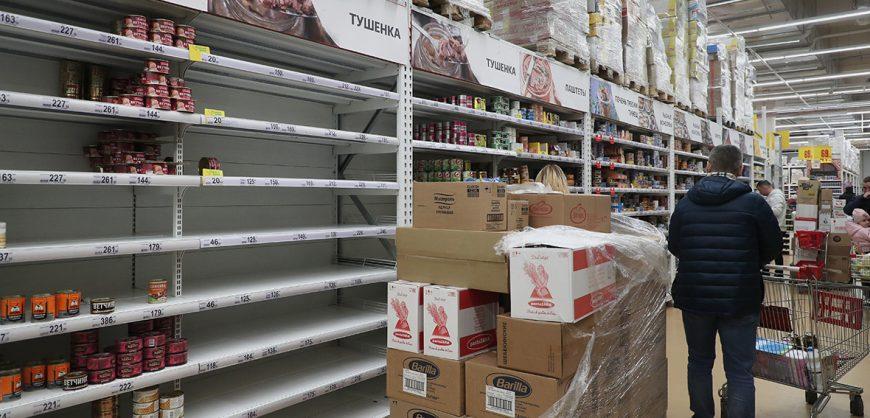 Ритейлеры предупредили, что мусорная реформа может привести к пустым полкам в магазинах