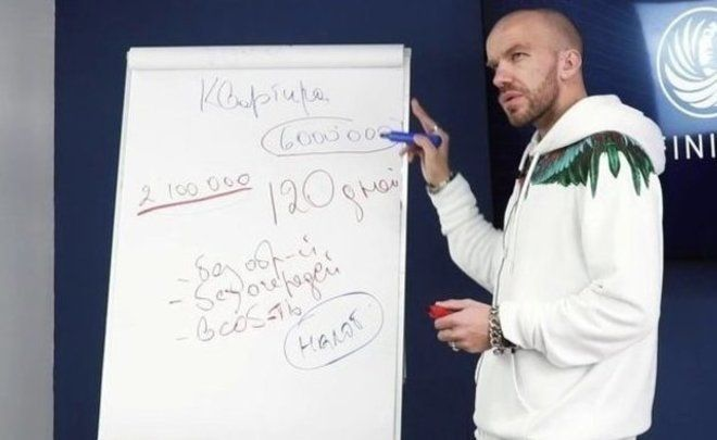 Задержан основатель финансовой пирамиды Finiko