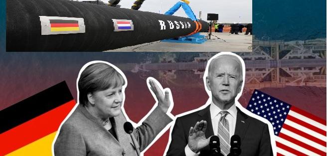 В США призвали к импичменту Байдена за сделку с Германией по «Северному потоку – 2»