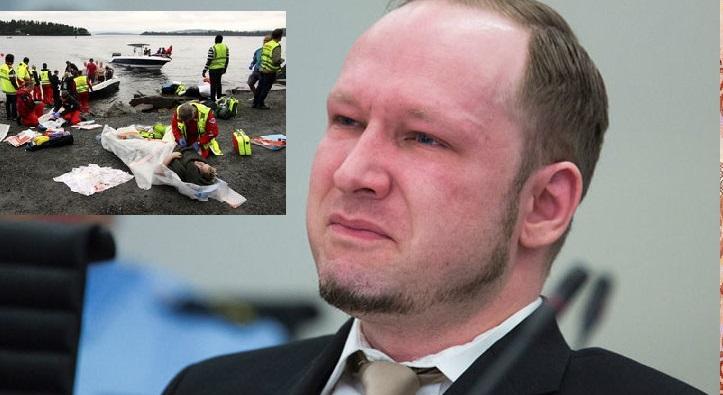 10 лет назад Брейвик расстрелял 77 человек в Осло и на острове Утойя. Как он живет в норвежской тюрьме