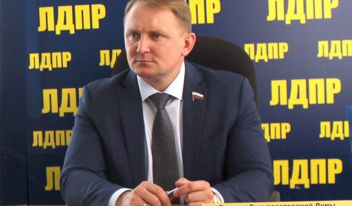 Депутат от ЛДПР призвал начать войну с Украиной, но быстро отказался от своих слов