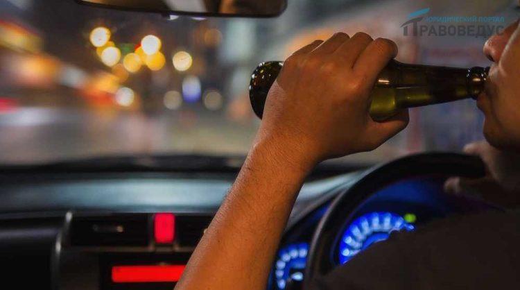 В России ужесточили наказание за повторную езду в пьяном виде