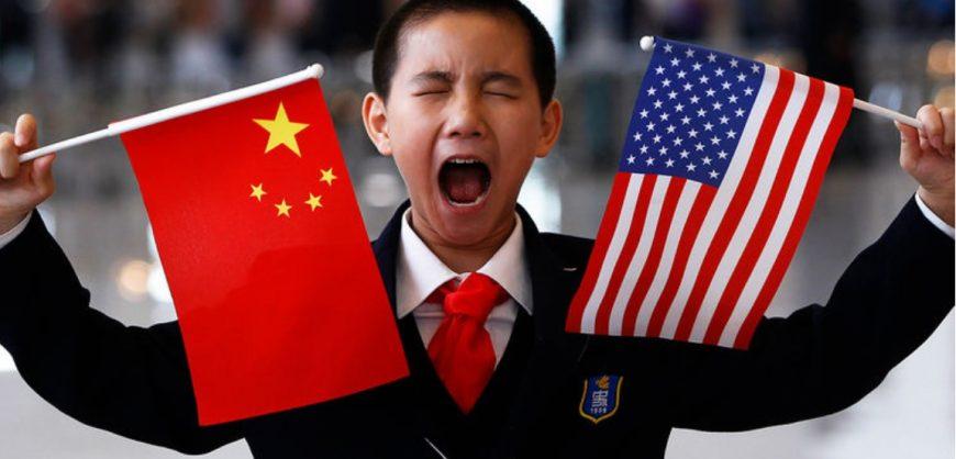 Китай вводит «зеркальные» санкции к США из-за Гонконга. В Поднебесной назвали Штаты «муравьями, трясущими дерево»