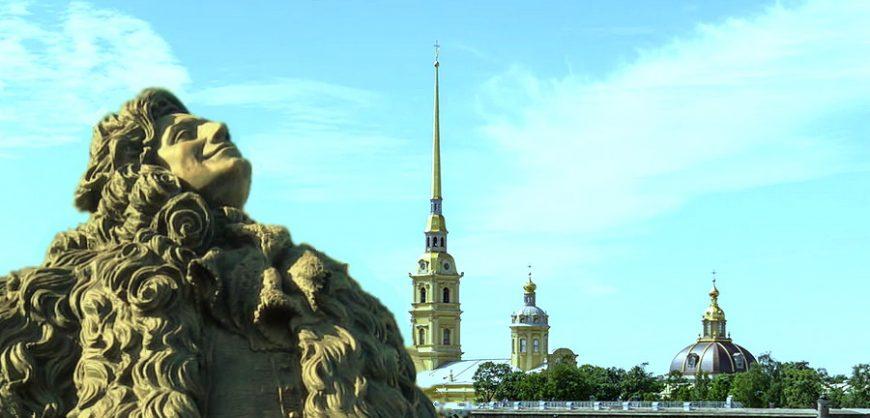 Трезини с нашей колокольни