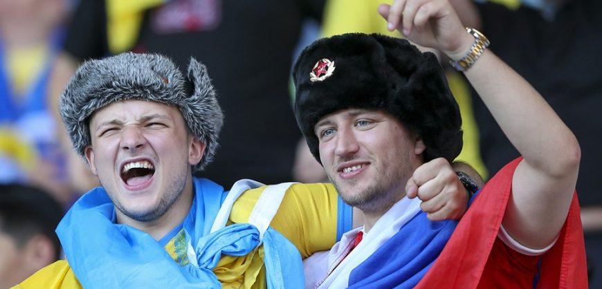 Опрос: 55% украинцев не считают себя одним народом с русскими
