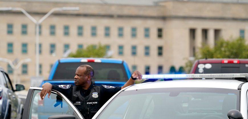 У здания Пентагона произошла стрельба, пострадали несколько человек
