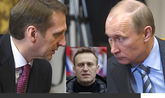 Нарышкин заявил, что яд в организм Навального добавили не в России