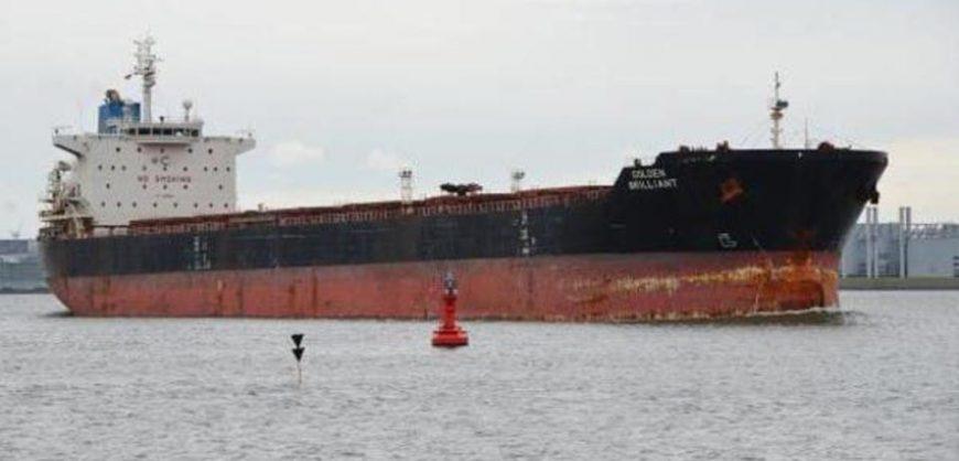 Британские военные заявили, что захватчики танкера в Оманском заливе освободили судно