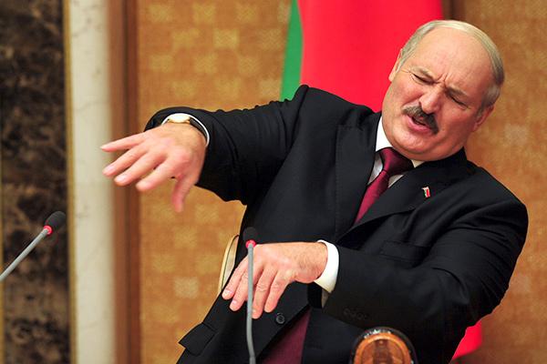 Лукашенко обозвал литовские власти «полными мерзавцами»