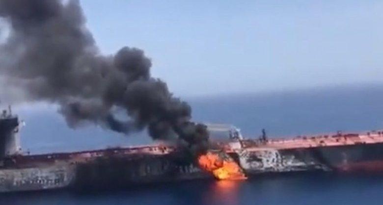 США, Британия и Израиль обвинили Иран в нападении на японский танкер в Аравийском море